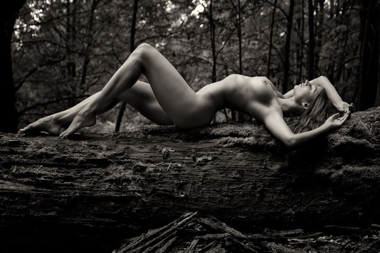 artistic nude nature photo by photographer benernst