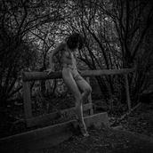 artistic nude nature photo by photographer christopherjohnball