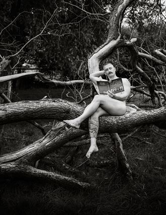 artistic nude nature photo by photographer chriswoodman_photo