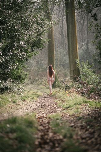 artistic nude nature photo by photographer djr images