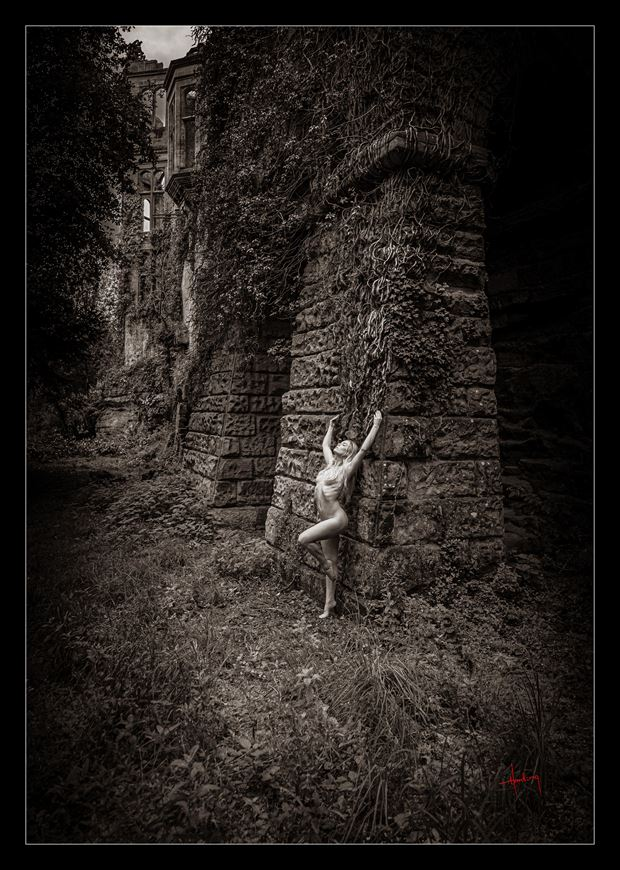 artistic nude nature photo by photographer doug harding