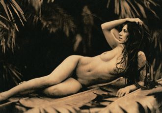 artistic nude nature photo by photographer dwayne martin