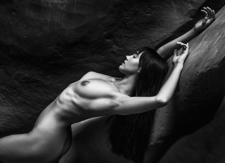 artistic nude nature photo by photographer ellis
