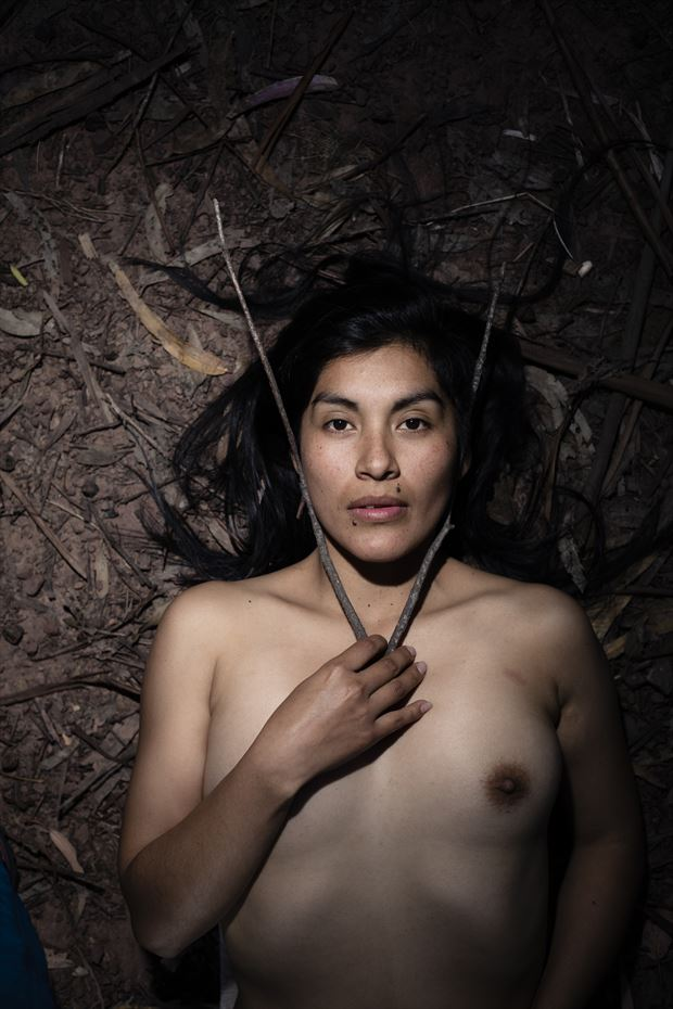 artistic nude nature photo by photographer filmskinn