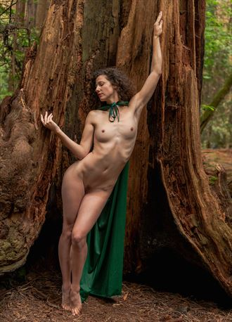artistic nude nature photo by photographer gpstack