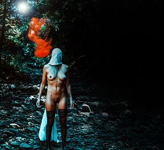 artistic nude nature photo by photographer harrison photography
