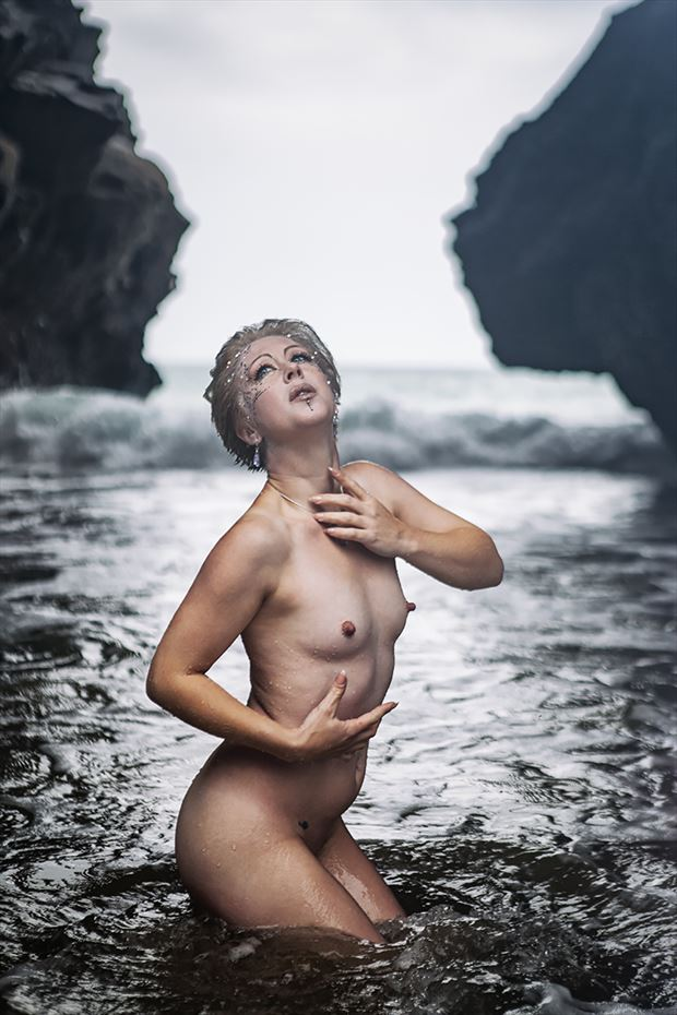 artistic nude nature photo by photographer imagesse