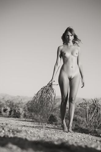 artistic nude nature photo by photographer joey guzman