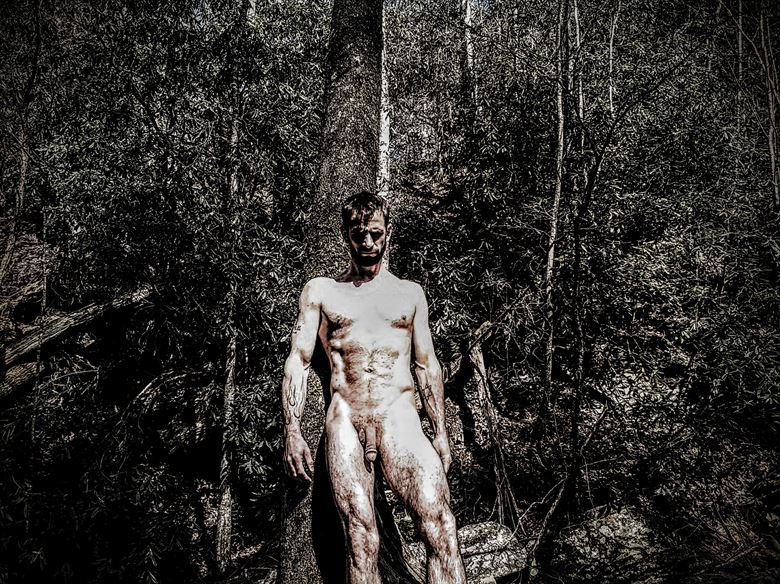 artistic nude nature photo by photographer jt michaels