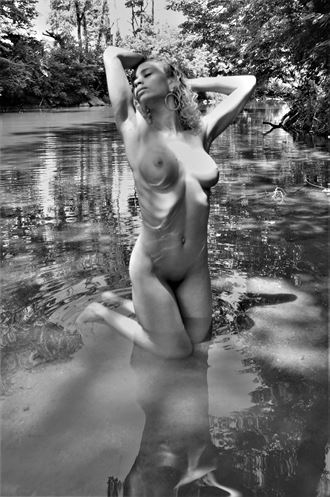 artistic nude nature photo by photographer kayakdude