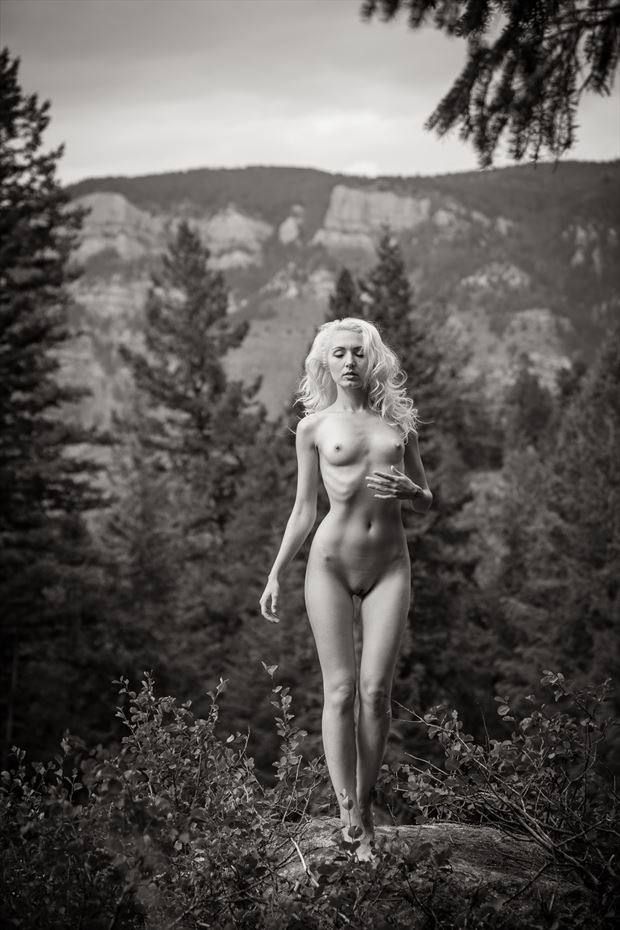 artistic nude nature photo by photographer lucky photo