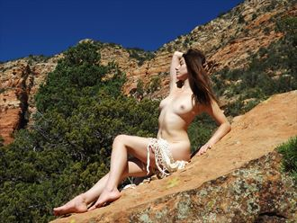 artistic nude nature photo by photographer lugal