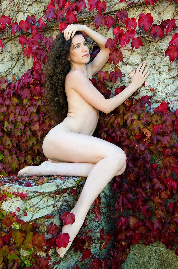 artistic nude nature photo by photographer m2lightworks