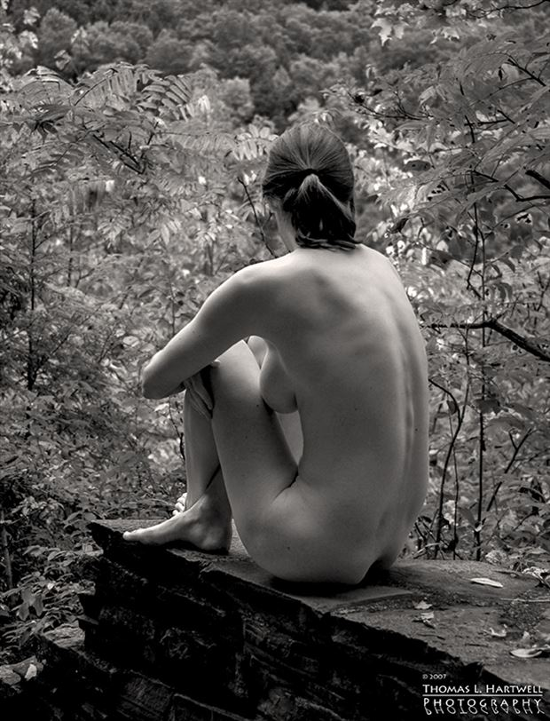 artistic nude nature photo by photographer mainemainphotography