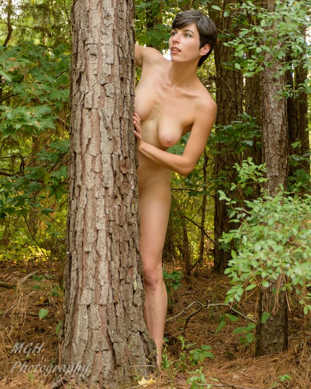 artistic nude nature photo by photographer mghphotography