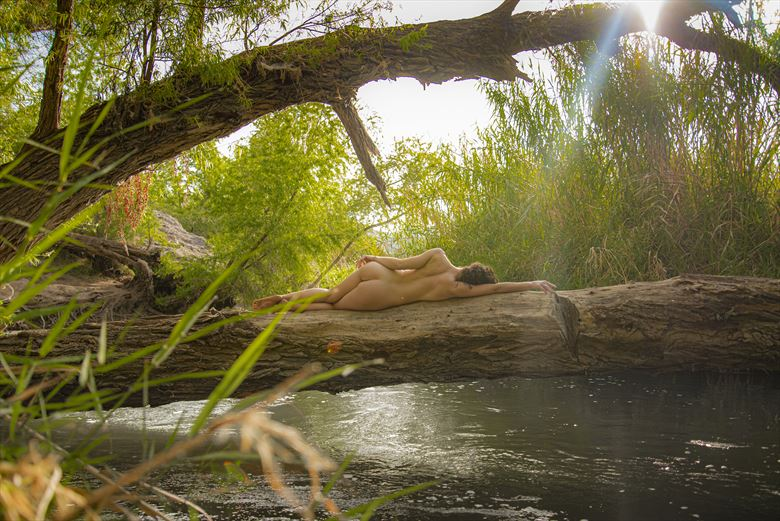 artistic nude nature photo by photographer mondo
