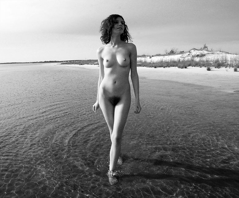 artistic nude nature photo by photographer naked