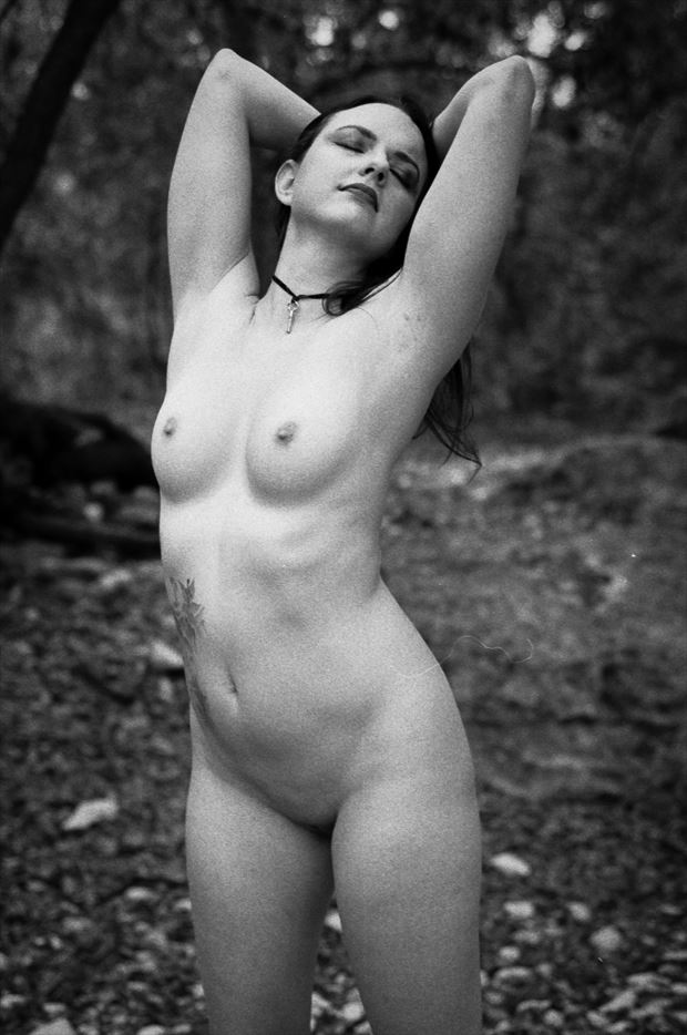 artistic nude nature photo by photographer notorious jfp