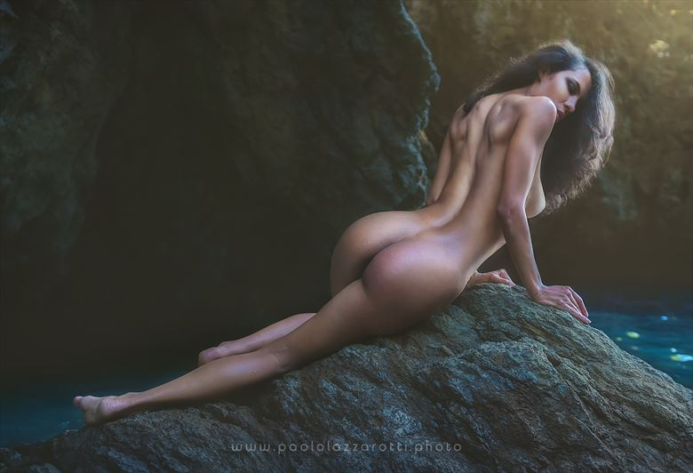 artistic nude nature photo by photographer paolo lazzarotti