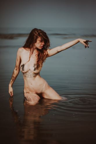 artistic nude nature photo by photographer pfsf