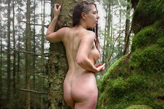 artistic nude nature photo by photographer photorunner