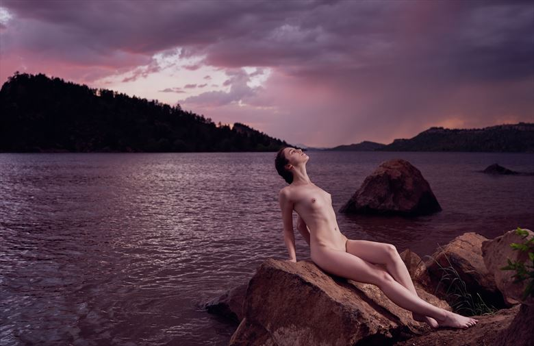 artistic nude nature photo by photographer portraitscientist