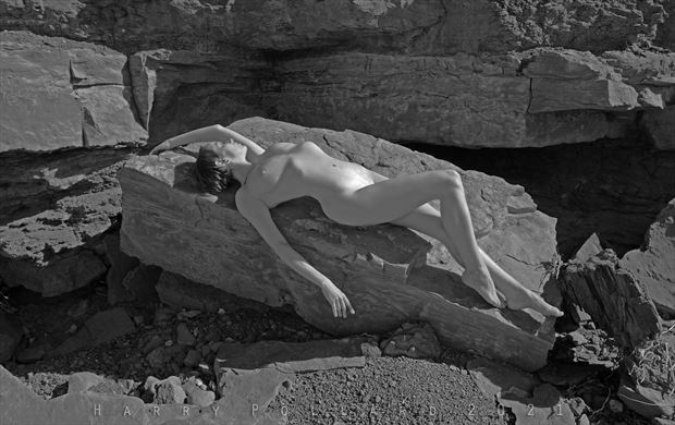 artistic nude nature photo by photographer shootist