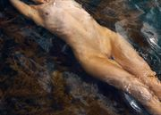 artistic nude nature photo by photographer stephane michaux