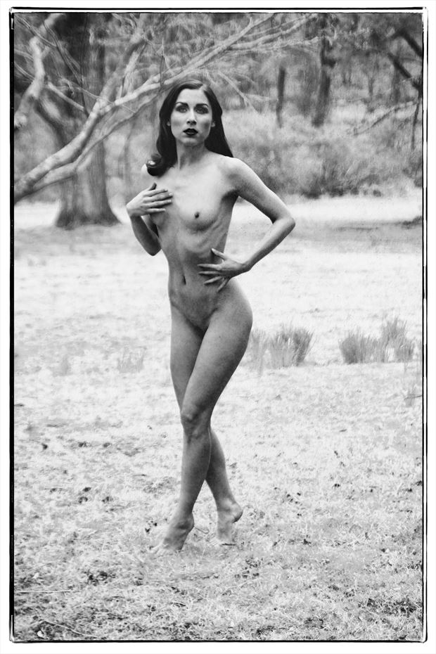 artistic nude nature photo by photographer stevelease