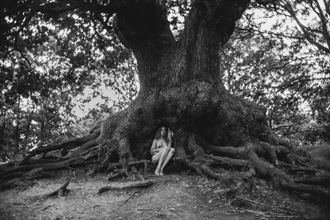 artistic nude nature photo by photographer tanya mcgeever