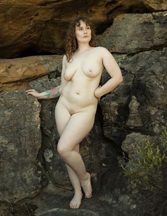 artistic nude nature photo by photographer tfa photography