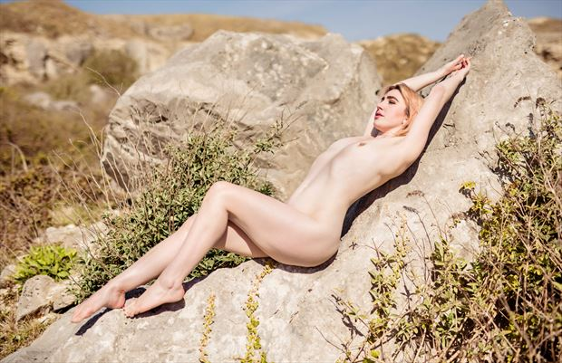 artistic nude nature photo by photographer woodman chris