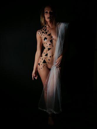 artistic nude photo by model 1sadie