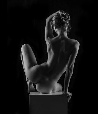 artistic nude photo by model amarutta