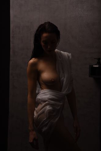 artistic nude photo by model caitlinciara