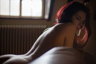 artistic nude photo by model elodie hb