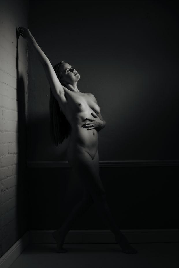 artistic nude photo by model karenr