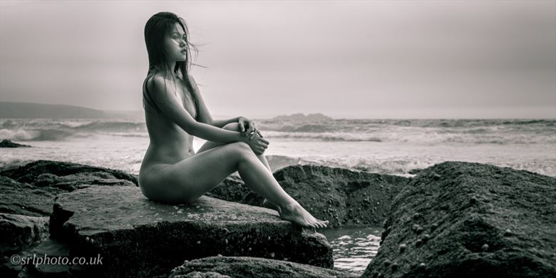 artistic nude photo by model quinnl