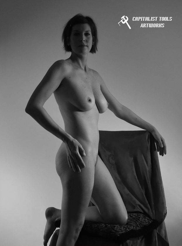 artistic nude photo by model wonder woman 42
