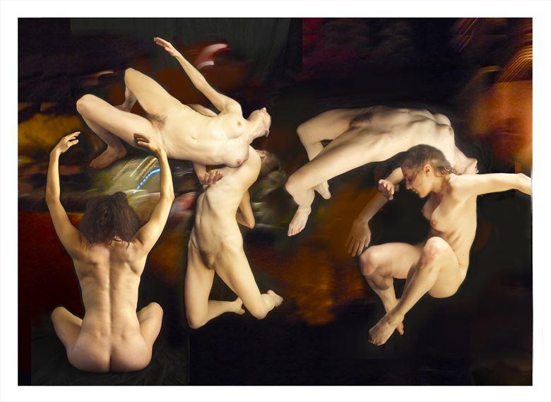 artistic nude photo by photographer akimota