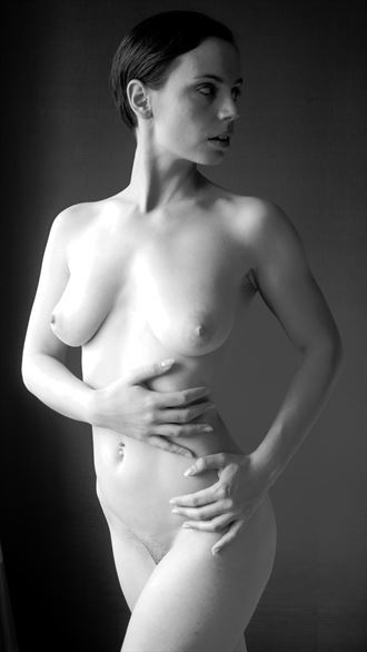 artistic nude photo by photographer andrew miller