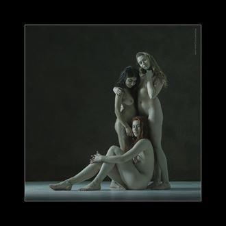 artistic nude photo by photographer art wijchen