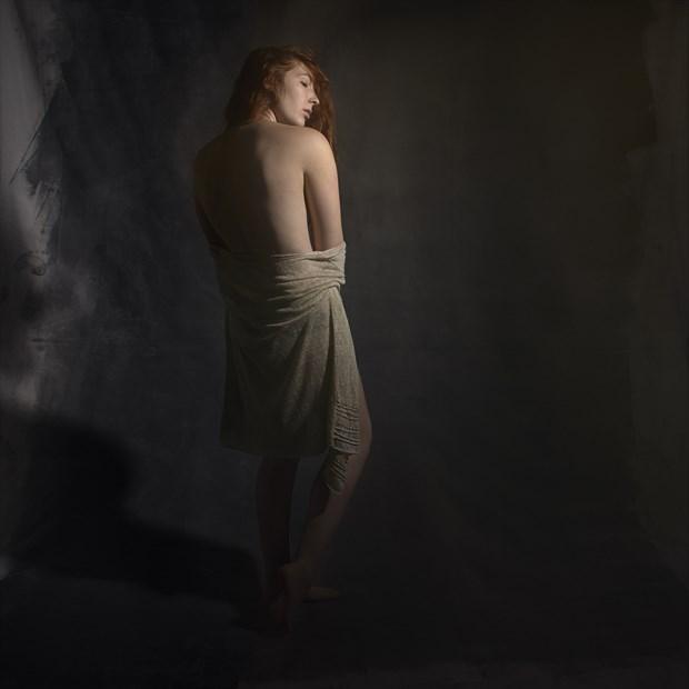 artistic nude photo by photographer ashamota