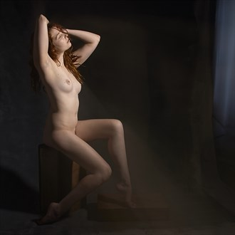 artistic nude photo by photographer ashamota