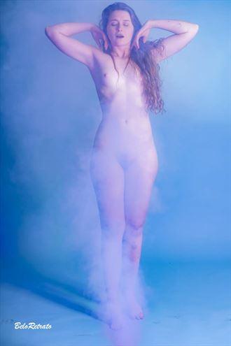 artistic nude photo by photographer belo retrato