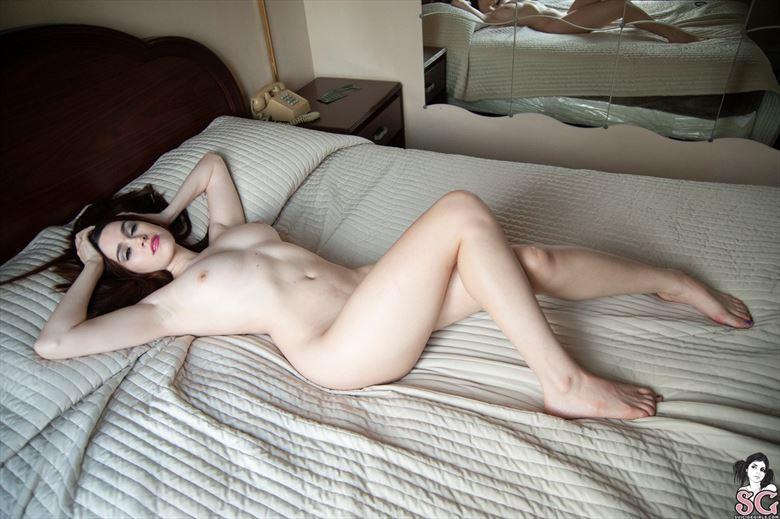 artistic nude photo by photographer blaine dixon