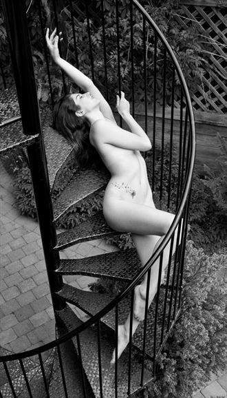 artistic nude photo by photographer das images
