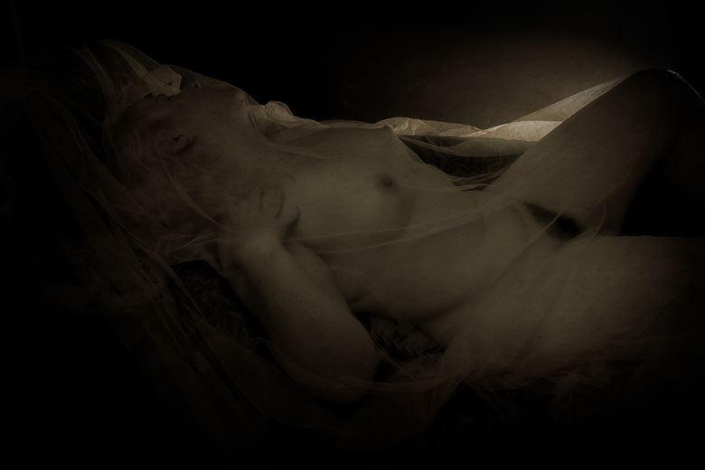 artistic nude photo by photographer dj foto artist