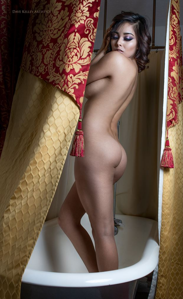 artistic nude photo by photographer dk artistics