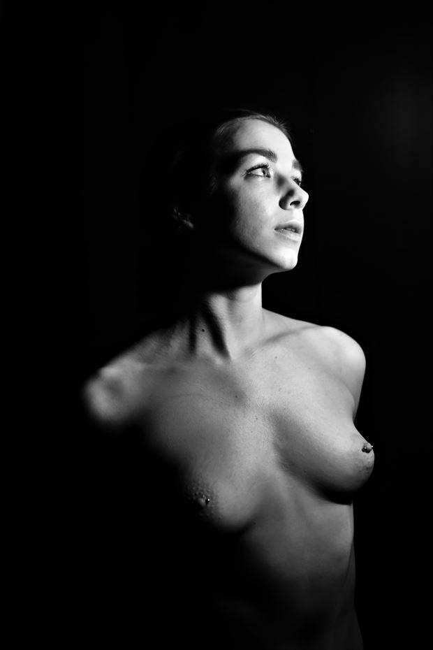 artistic nude photo by photographer ed jordan